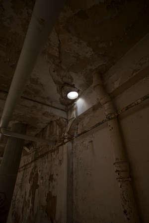 attic: scary attic