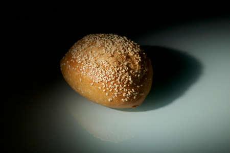 sesame seed: sesame seed roll
