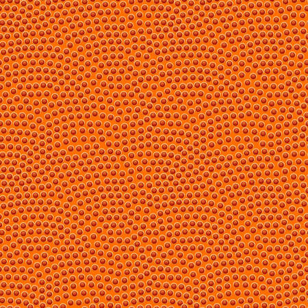 Basketball seamless texture with bumps. Basketball pattern, vector illustration  イラスト・ベクター素材