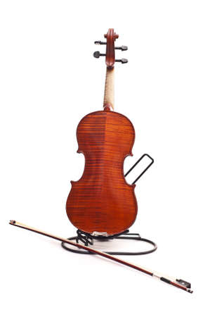 fiddlestick: Detr�s de viol�n y arco de viol�n