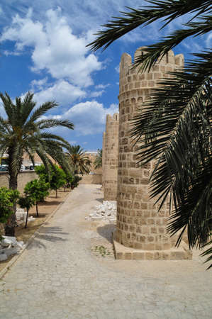 constitutes: The Medina of Sousse constitutes an outstanding example of Arabo-Muslim Editorial