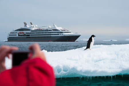 This shot was made during expedition to Antarctica in January 2012  photo
