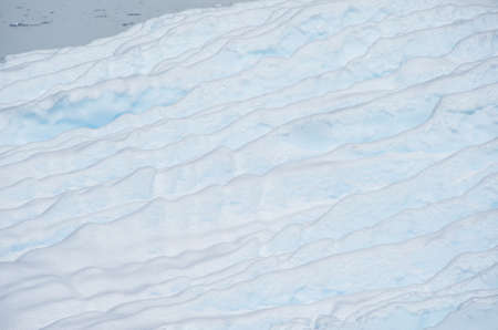 drifting ice: Ice relief background