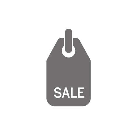 sale tag symbol. Graphic elements for your design. Ilustrace