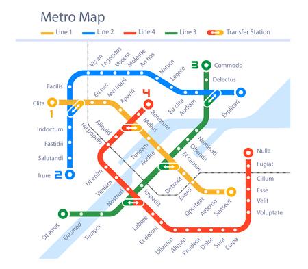 Subway Map Tileset Rpgmaker.1 500 Metro Tiles Stock Vector Illustration And Royalty Free Metro