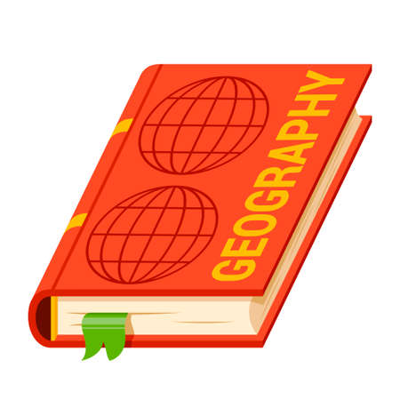 Geography school, university, college textbook for education