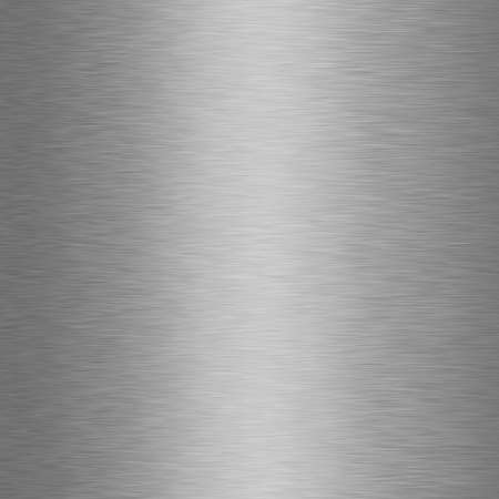 Brushed Metal Seamless Texture - XXXL Stock Photo - 4893911