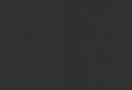Zwarte en grijze metalen rooster met naadloze randen voor naast elkaar weer geven