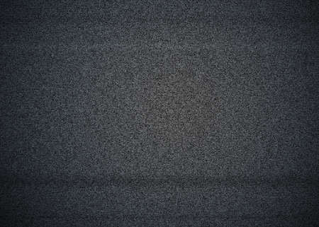 black lines: Black and white noise on a TV sreen with no signal, also called TV snow.