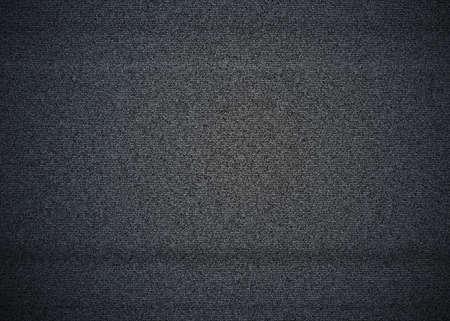 Zwarte en witte ruis op een tv sreen met geen signaal, ook wel tv sneeuw.