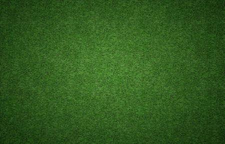 Groen gras achtergrond textuur met grunge verlichting en veel kopie ruimte. Perfect voor sport ontwerpen Stockfoto