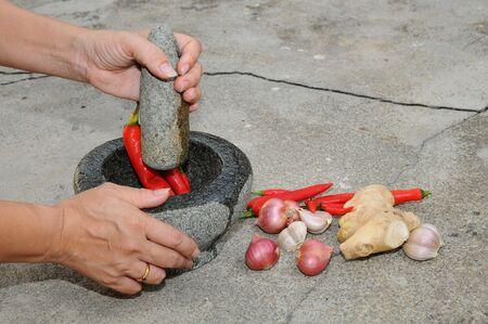 pounding: Pounding Chilli