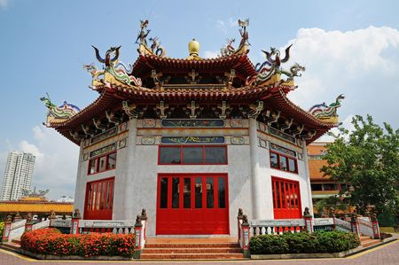 cravings: A Chinese Temple in Singapore