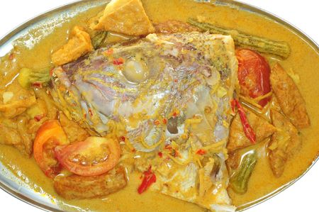 curry: Jefe de peces de curry