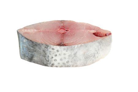 generoso: Un generoso Slice Of Fish Raw