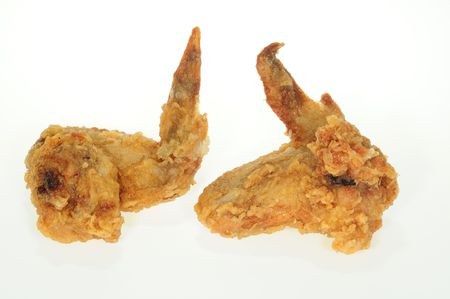 crispy: Deep Fried Chicken Wings