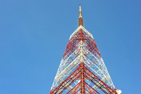 Metal Structure For Telecommunication photo