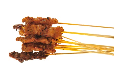 Sticks Barbecue Satay, A South East Asian Delight photo
