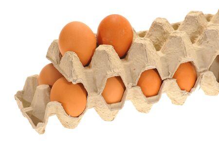 un cook:  Eggs In Carton