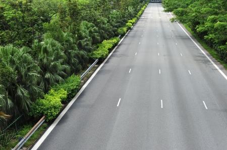 express lane: Three Lanes Motor Expressway