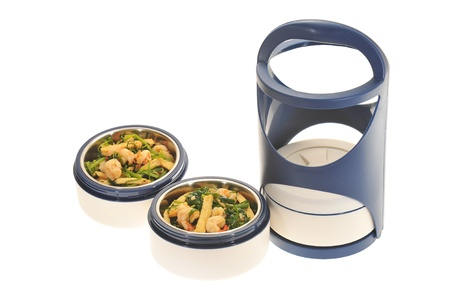 tiffin: Plastic Food Carrier, Tiffin