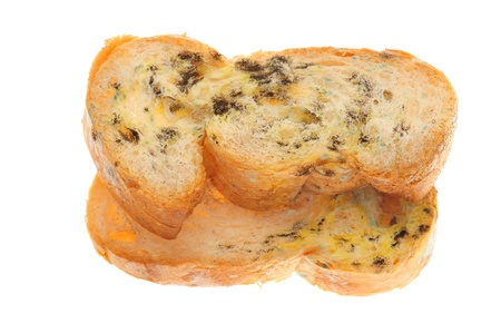 stale: Mold Growing On A Stale Breads