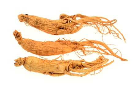 Preserved Ginseng Roots photo