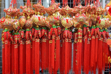 trinkets: Chinese New Year Decorative  Trinkets