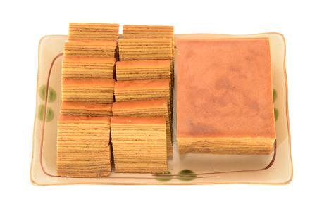 Kueh Lapis, Indonesia Famous Layered Cake