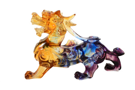 pi: Colorful Crystal Pi Xiu, Chinese Mythical Creature