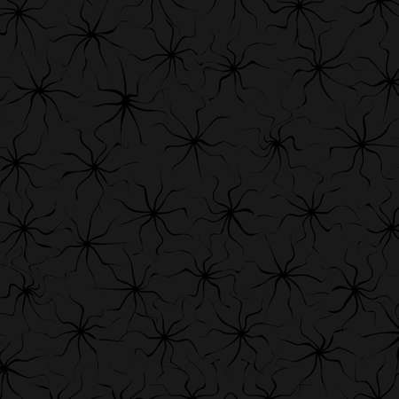 Black Abstract Background. Vector. EPS10.