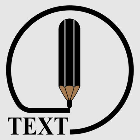 naming: Note Symbol For Text Related Objects, Naming Objects, Articles Illustration