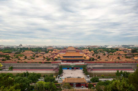 Landscape of Forbidden City