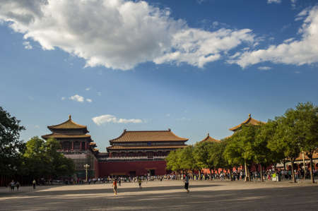 forbidden city:  Forbidden city, Beijing