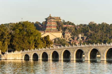 Landscape of Summer palace, Beijing