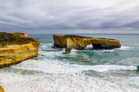 Scenery in Great Ocean Road, Australia