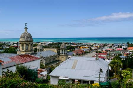 Sceney of oamaru, New Zealand