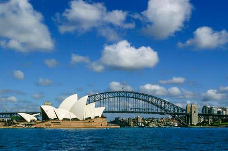 Scenery in Sydney of Australia Editorial