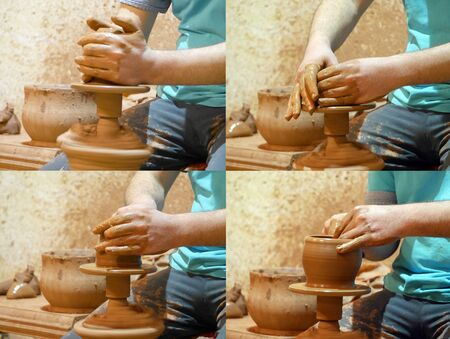 expertise: Making of pottery