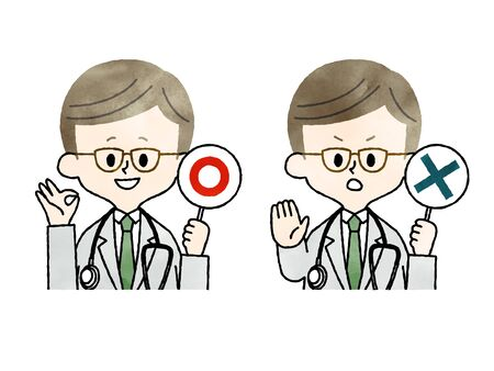 Doctor-correct and incorrect