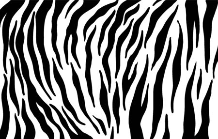 Tiger stripes pattern, animal skin texture, abstract ornament for clothing, fashion safari wallpaper, textile, natural hand drawn ink illustration, black and orange camouflage, tropical cat
