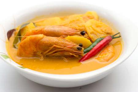 Malay dishes called masak lemak
