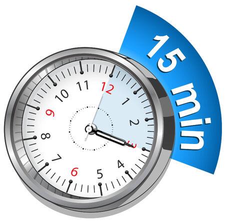 second hand: timer
