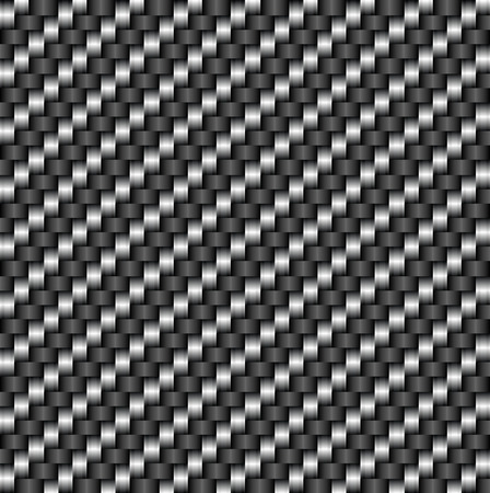 Tileable Carbon Fiber  Pattern Ilustração