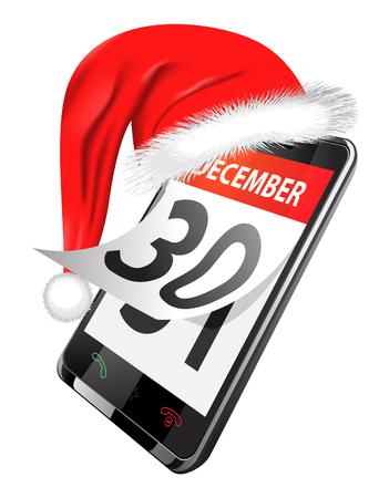 calendar in smart phone