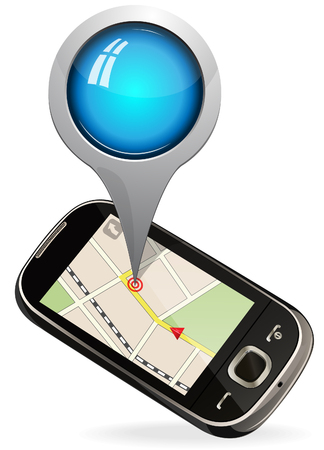 personal data assistant: navigation on smart phone