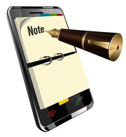 programm: Nota Programma per Smart Phone