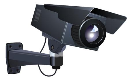 camera van de video-observatie