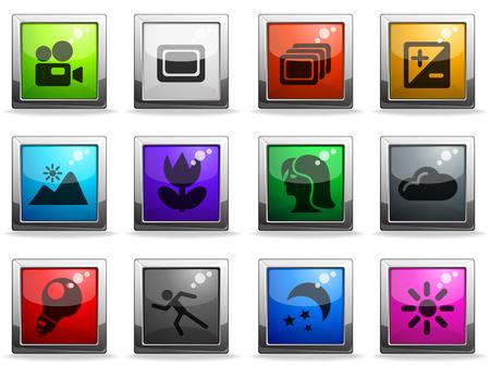 video still: image icon sets