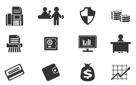 Iconos Finanzas